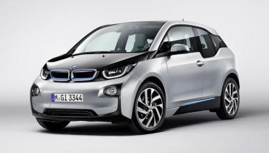 Los coches eléctricos más vendidos en septiembre de 2017: BMW i3