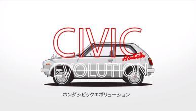evolucion honda civic hatch