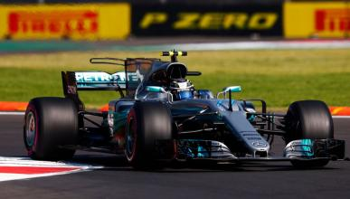 GP México F1 2017 - Valtteri Bottas