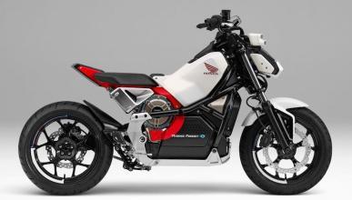 Honda Riding Assist-E: la moto eléctrica que no se cae