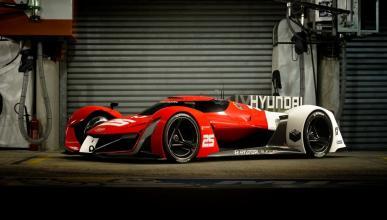 Hyundai Concept N 2025 Vision GT
