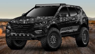 Hyundai Santa Fe Off-Road Concept