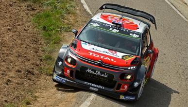 Kris Meeke gana el Rally de España