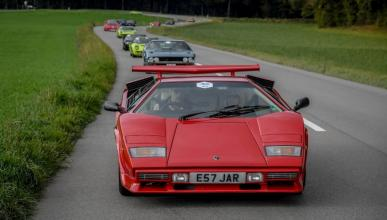 Lamborghini Countach Harry Metcalfe