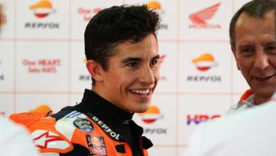 Marc Marquez habla sobre las supuestas órdenes de equipo de Ducati en Malasia