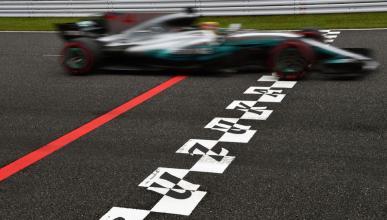 Mercedes en el GP Japón 2017