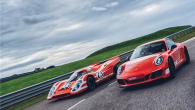 Porsche 911 Carrera 4 GTS 'British Legends Edition