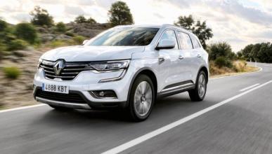 Prueba Renault Koleos 2017 2.0 dcI 175