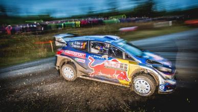 Sebastien ogier, campeón WRC 2017