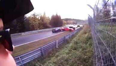 Accidente Nürburgring