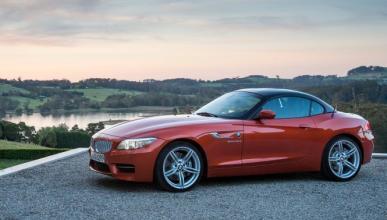 Prueba BMW Z4