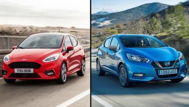 Ford Fiesta vs Nissan Micra