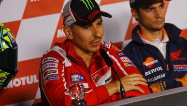 Jorge Lorenzo se defiende tras no cumplir las órdenes de Ducati