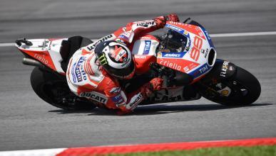 Jorge Lorenzo - Libres MotoGP Valencia 2017