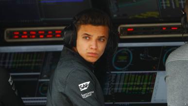 Lando Norris, piloto de McLaren