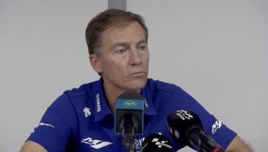 Lin Jarvis habla de Zarco como sustituto de Rossi si este decide no seguir