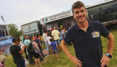 Marc Coma, director deportivo del Dakar