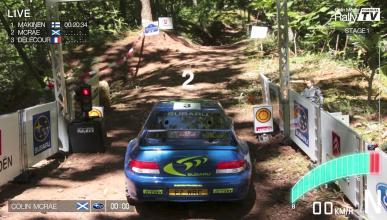 El mejor tributo a Colin McRae Rally