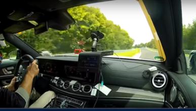 Mercedes-AMG E63 S 4Matic en Nürburgring