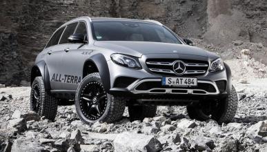 Mercedes Clase E All Terrain 4x4²
