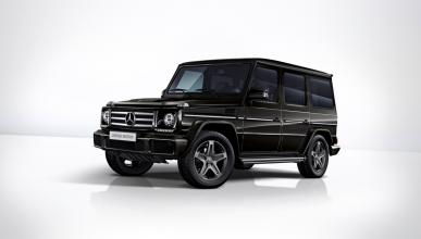 Mercedes Clase G Limited Edition