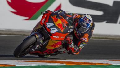 Miguel Oliveira - Carrera Moto2 Valencia 2017