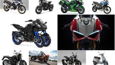 Las motos más espectaculares que llegarán en 2018