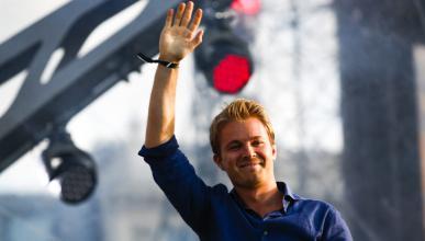 Nico Rosberg, ex piloto de Mercedes F1