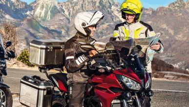 Polémica con la última campaña sobre el uso del casco en moto de la DGT