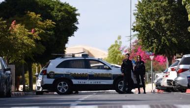 Policía Israel