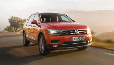 Prueba Volkswagen Tiguan Allspace