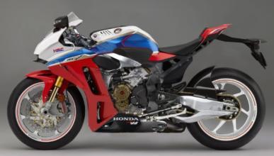 Render Honda RVF1000 2019