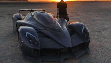 Tachyon Speed