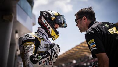 Thomas Luthi no estará en el GP de Valencia ni en el test de MotoGP