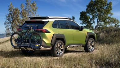 Toyota FT-AC Concept SUV todoterreno off-road futuro