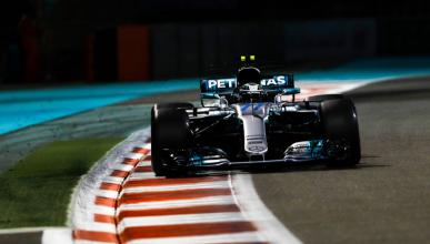 Victoria de Valtteri Bottas en Abu Dhabi