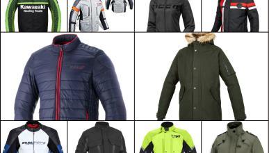10 chaquetas de moto para regalar en Navidad