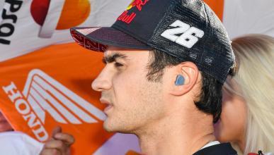 El 2017 de Dani Pedrosa en MotoGP