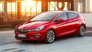 5 rivales Opel Astra