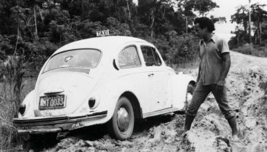 6 coches asequibles con motor trasero: VW Beetle