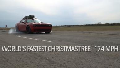 Árbol de Navidad más rápido