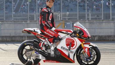 Así será la decoración de la Honda RC213V de Takaaki Nakagami para MotoGP 2018