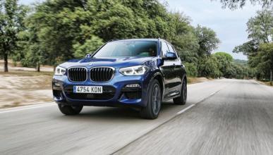 Prueba del BMW X3 2017