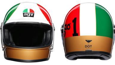 Cascos AGV Legends Agostini y Pasolini