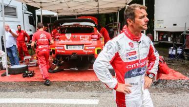 Citroen C3 WRC y Loeb