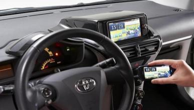 Coche conectado Toyota