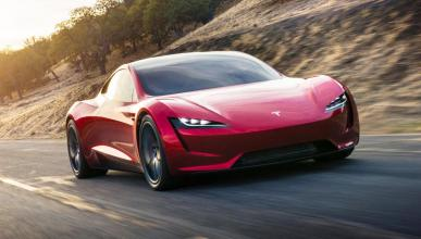 Los coches más rápidos de la Historia - Tesla Roadster (2020)