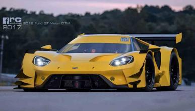 Ford GT DTM