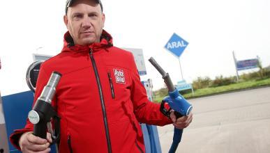 Gas contra gasolina