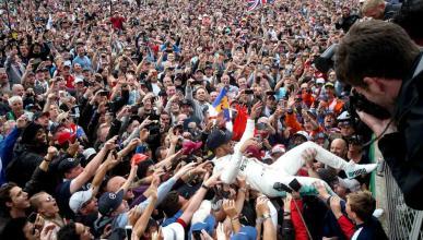 Gran Premio Gran Bretaña 2017